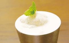 根菜豆乳シェイク
