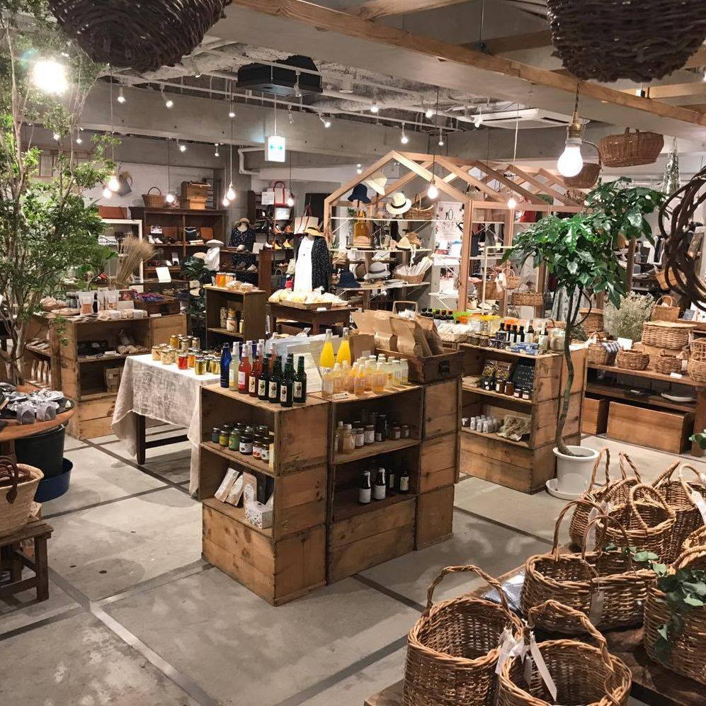 mumokuteki cafe&foods、mumokuteki goods&wear の求人です。