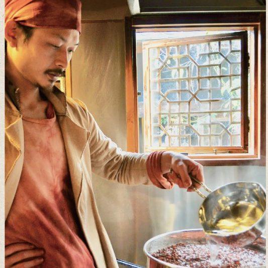 季節味噌を作るワークショップ【白米糀味噌編】 5月9日レポート