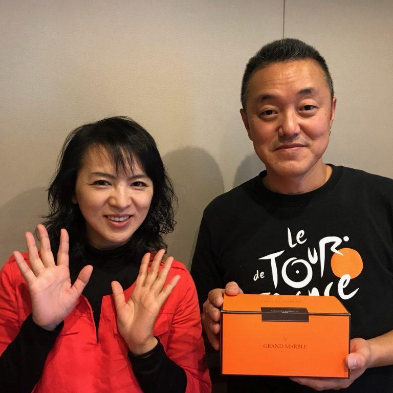 10/22(sun)19:00〜!mumokutekiの1周年について、京都FM αステーション「Sweet'n Marble Lovers」でゲストトークします!