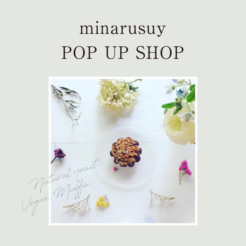 minarusuy POP UP SHOP